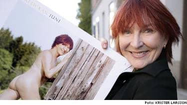 nakna äldre tanter svensk erotik