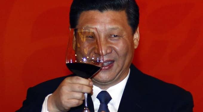 STÅR ÖVER LAGEN. Xi Jinping är generalsekreterare i det kinesiska kommunistpartiet. Foto: David Gray