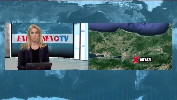 Fem döda av elchock på turkisk vattenpark