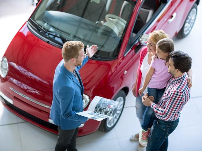 bilhandlare garanti begagnat