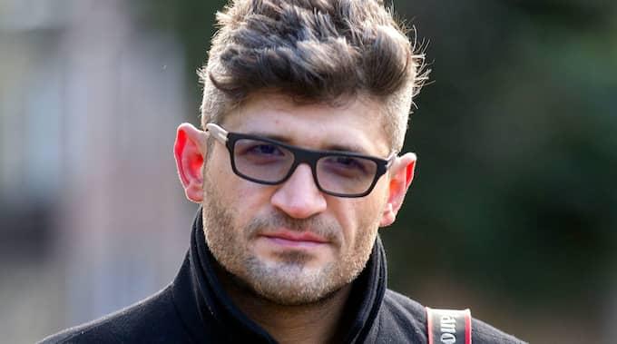 Pojkvännen Fadi Fawaz. Foto: REX/SHUTTERSTOCK / REX/SHUTTERSTOCK REX FEATURES