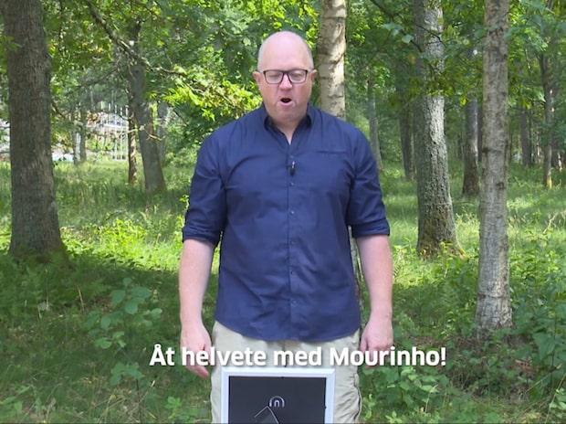 """Nya """"Mellan raderna"""" sänds i SportExpressen TV"""