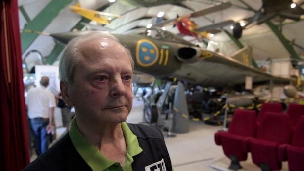 """Pudas: """"Vi flög mycket över Östersjön för att kartlägga stridsfartyg"""""""