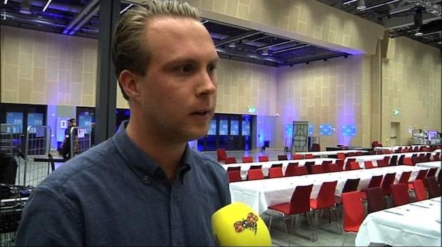 Rasmus Törnblom ny MUF-ordförande