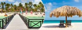 Karibiens 7 härligaste stränder