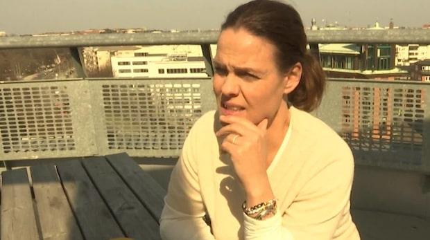 """Suzanne Sjöggren: """"Jag hade nån form av talang"""""""
