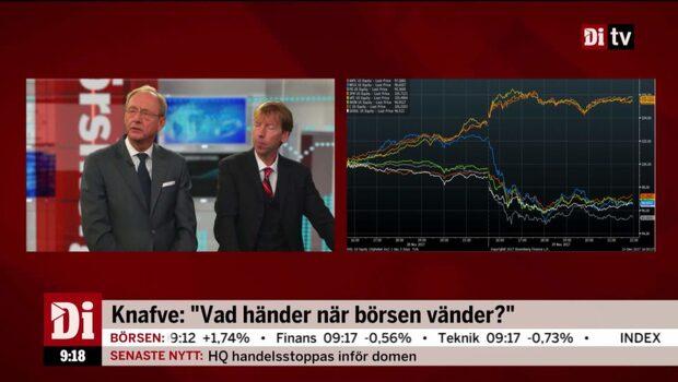 """Investeringar i ETF:er: """"Vad händer när konjunkturen vänder?"""""""