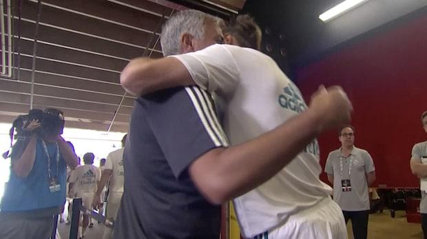 Hemliga orden från José Mourinho