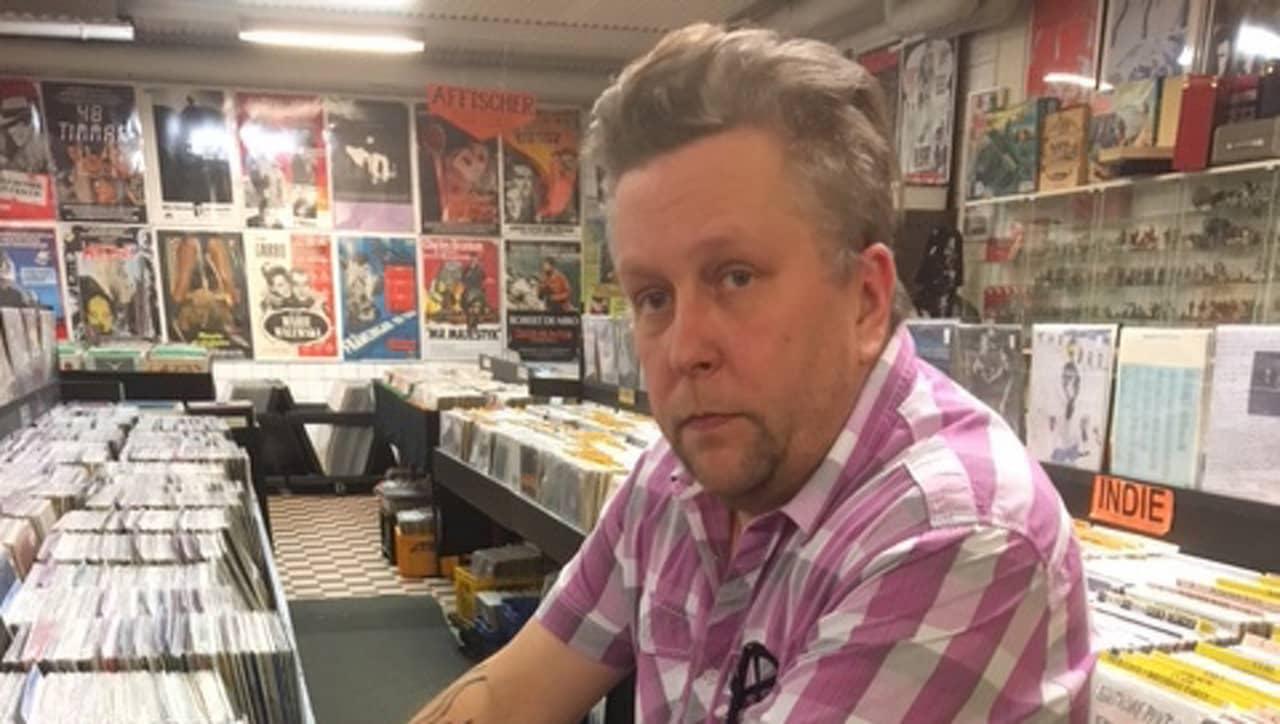 Svenska artister saljer pa internet