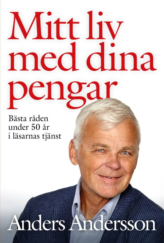 """Boken """"Mitt liv med dina pengar"""" släpps i dagarna på Ekerlids förlag."""