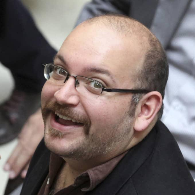 Foto från april 2013. Jason Rezaian är iransk-amerikansk korrespondent för Washington Post. Foto: Vahid Salemi