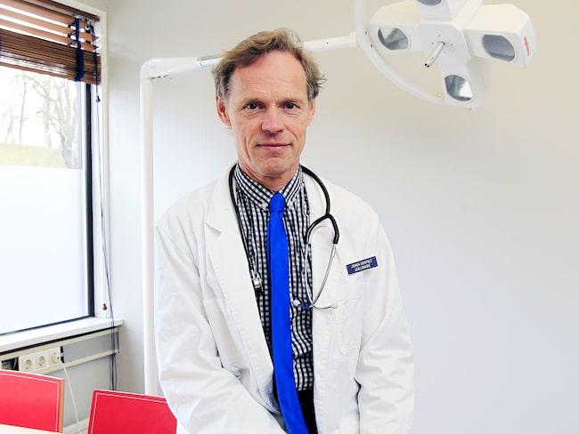 Läkaren Johan Armfelt ger råd.