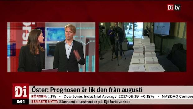 """PM Nilsson: """"Smart politiskt välavvägd budget"""""""