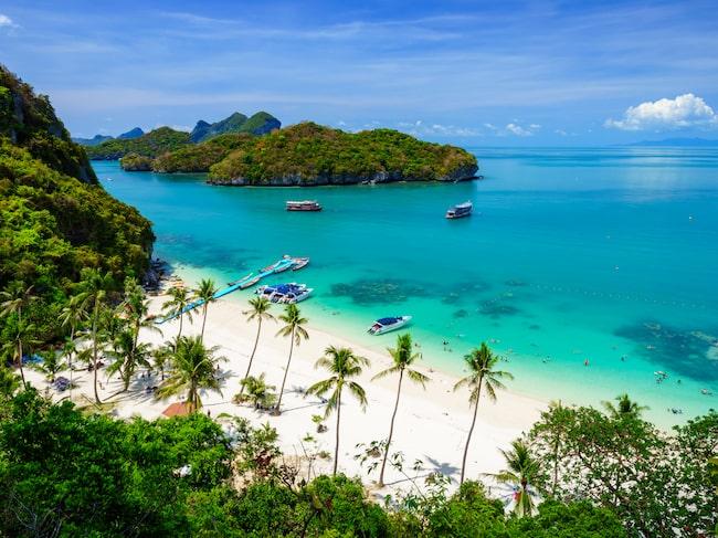 Dessutom blir Thailand allt populärare som sommarresmål.