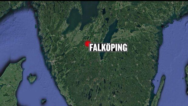 Marken skakar i Falköping