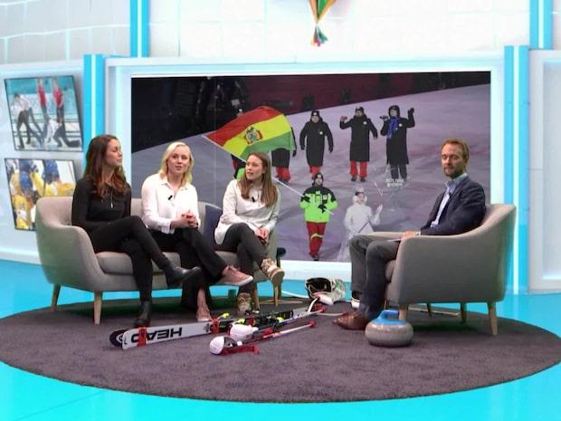 """Reaktionen på svenska truppen: """"Det såg klent ut"""""""