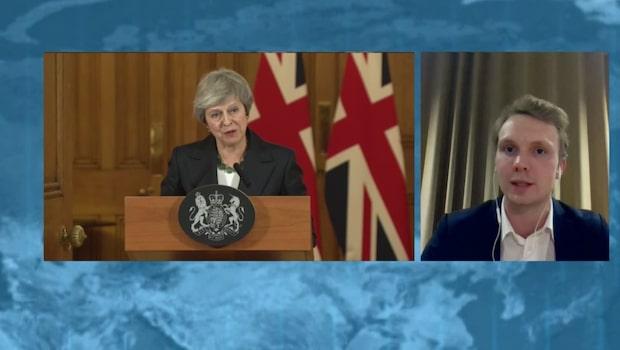 Theresa May står inför fortsatta utmaningar