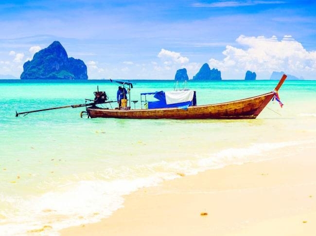 resa till thailand tips