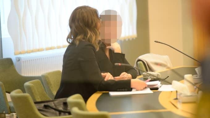 På måndagen häktades Arboga-kvinnan på sannolika skäl misstänkt för mordet Foto: / OLLE SPORRONG EXP