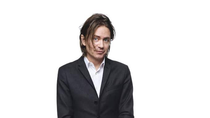 Nils Forsberg, kritiker på Expressens kultursida. Foto: Mikael Sjöberg
