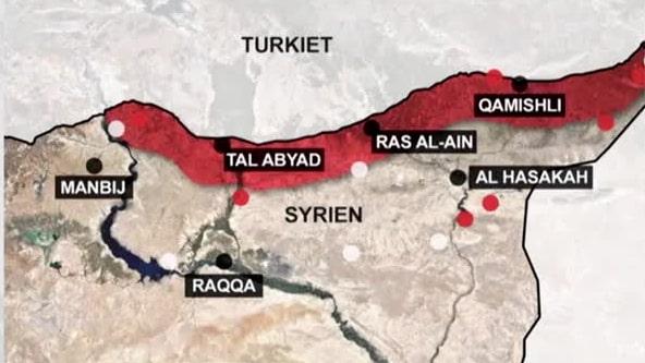 """Kassem Hamadé: """"Hundratusentals människor på flykt undan striderna"""""""