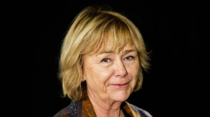 Justitieminister Beatrice Ask vill att sexbrott ger hårdare straff. Foto: Jens L'Estrade