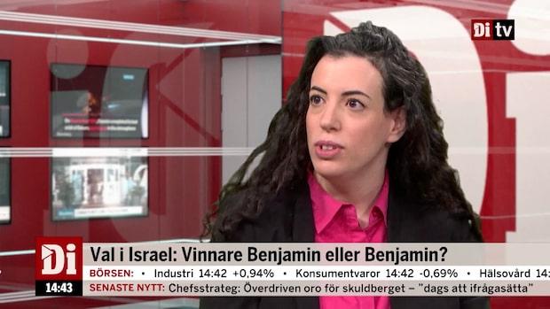 """Val i Israel: """"Jag tror att den primära oron för väljarna är trygghet"""""""