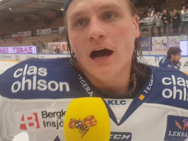 """Anton Karlsson: """"Han har varit med oss"""""""