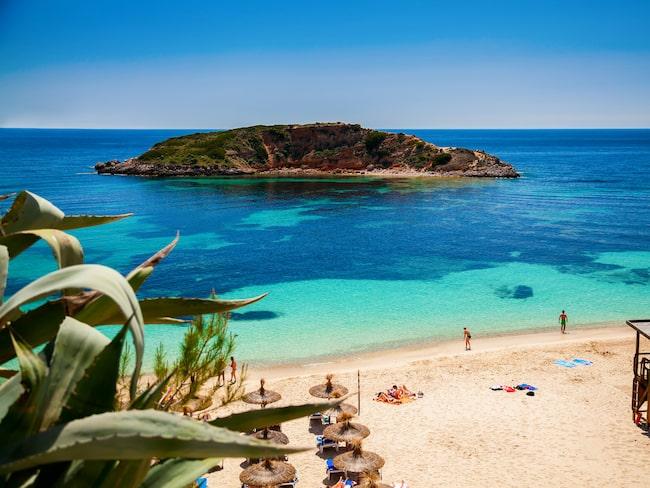 Många åker till solsäkrare Mallorca, Kreta och Split.