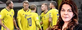 Vreden mot svenska landslaget är stor här
