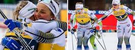 JUST NU: Sverige tar VM-guldet!