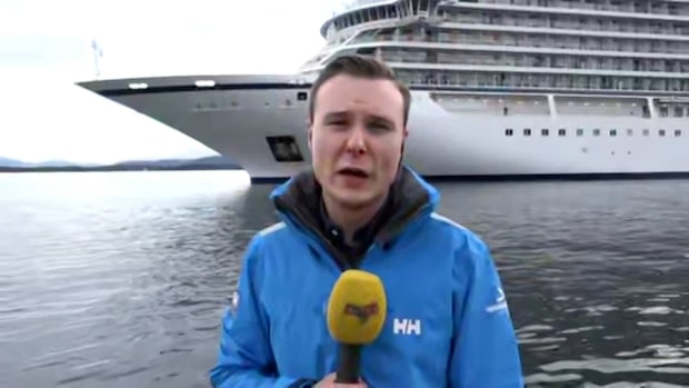 Viking Sky har nått hamn - efter 24 timmars dramatik