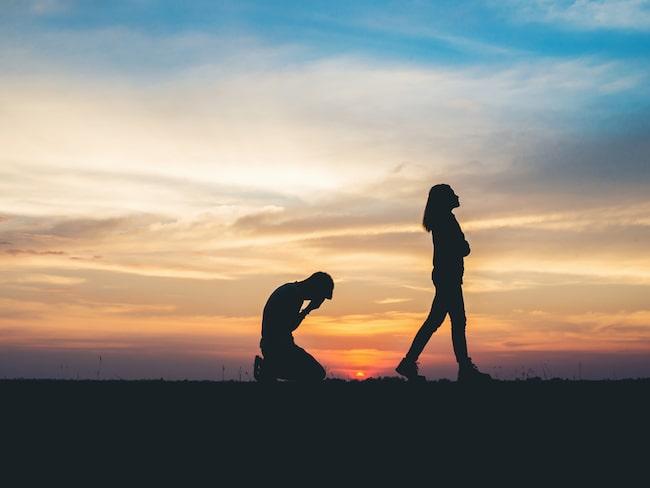 Forskare har kommit fram till att det finns en sorts break up som är värre än alla andra.