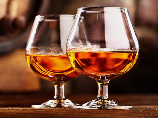 Hennessy är världens överlägset största cognacsmärke.