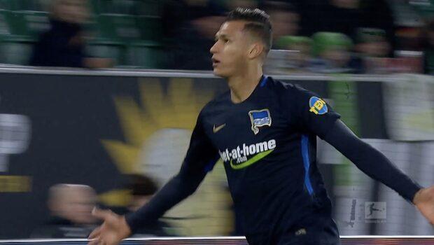 Highlights: Wolfsburg-Hertha Berlin