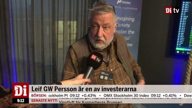 """S2 Medical listas på First North - Leif GW: """"Finns en stor marknad"""""""