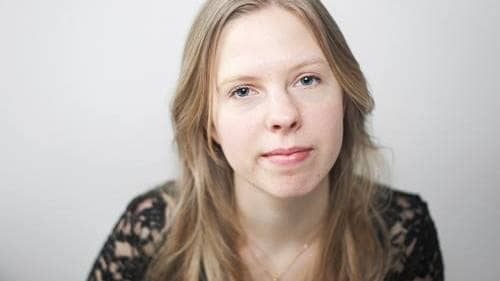 Ida Ölmedal, vik biträdande kulturchef på Expressen. Foto: Mareike Tim