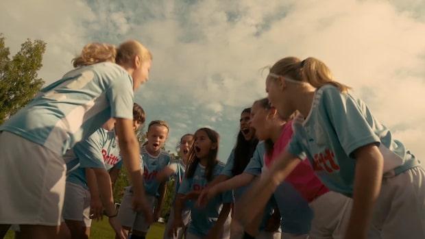 Den idella fotbollscupen lockar 1000 barn till Uppsala