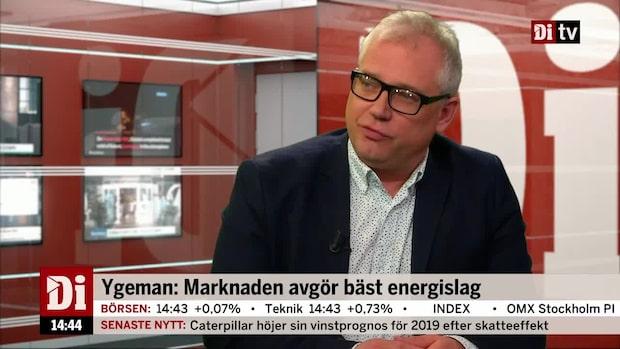 """Wikström: """"Det var med viss möda som energiöverenskommelsen tillkom"""""""