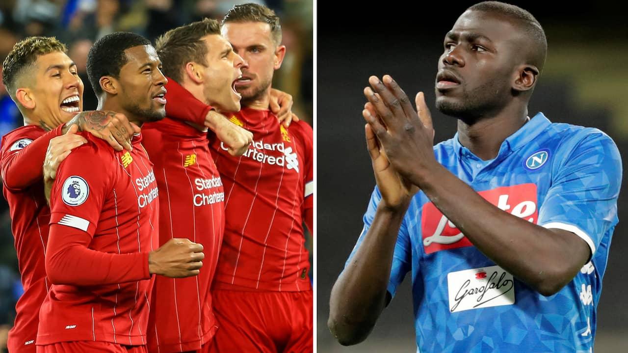 Liverpool leder jakten på succéförsvararen