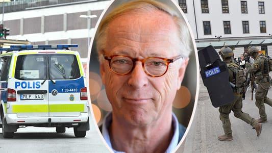 Utvisa de som inte respekterar Sveriges lagar