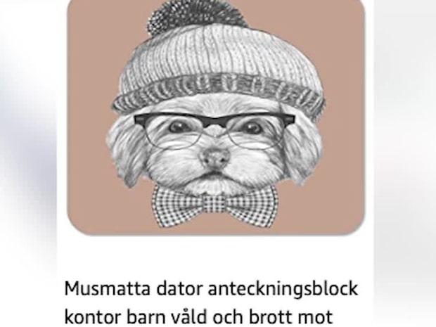 """Grova missar på Amazon när sajten lanserades: """"Fittig katt"""""""