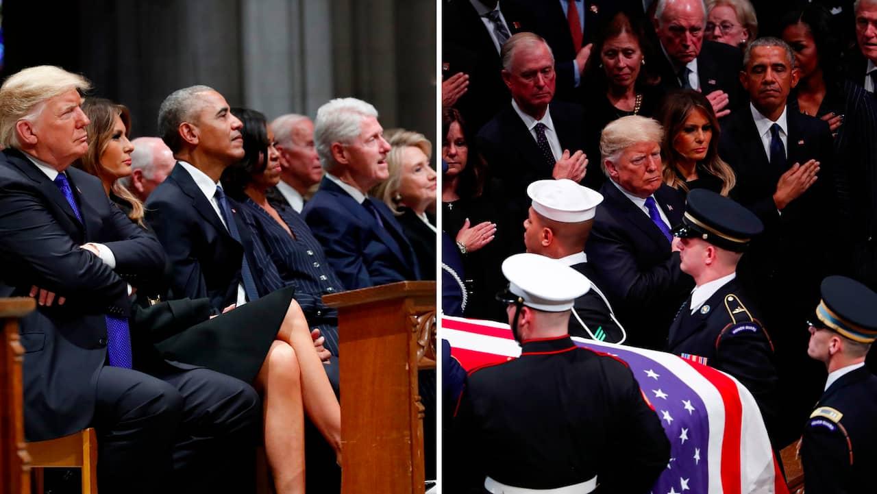 Trump president da vill stjarnan stanna