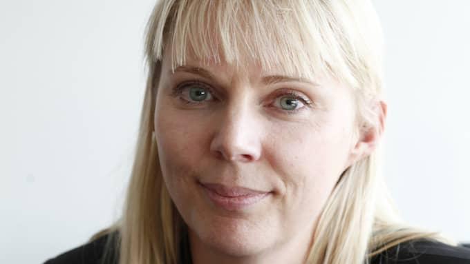 Åsa Westlund är riksdagsledamot för Socialdemokraterna. Foto: KRISTOFER SANDBERG