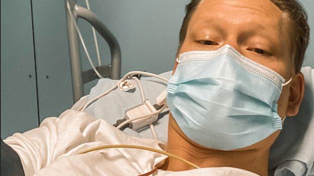 """Charlie Eriksson, 29, sjuk i corona: """"Brutit ned min kropp"""""""
