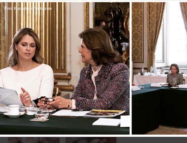 Prinsessan Madeleines nya beslut om mammaledigheten