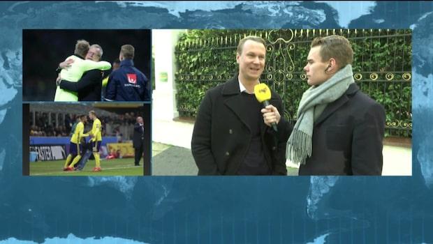 "Kristoffersson: ""Zlatan skulle känna sig dum"""