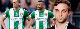 Hammarby vaggades in i AIK:s pytongrepp