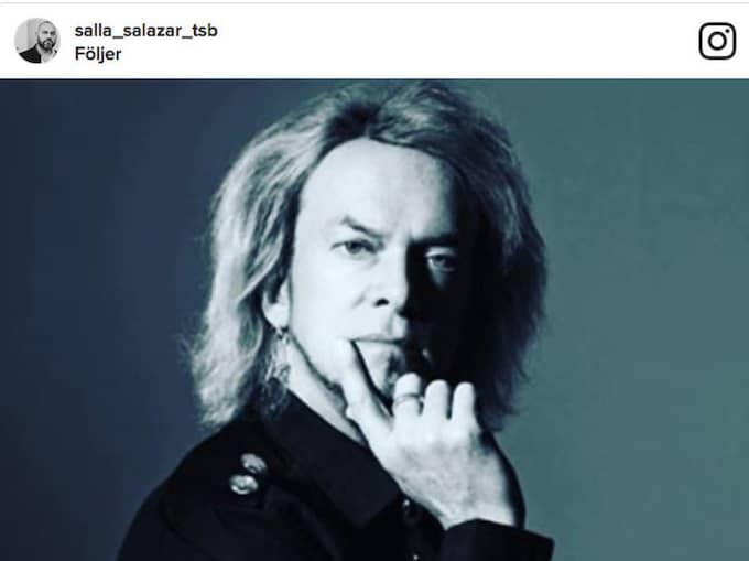 """Svenska musiklegendaren Mats """"Limpan"""" Lindfors har gått bort, 59 år gammal, efter en tids sjukdom."""
