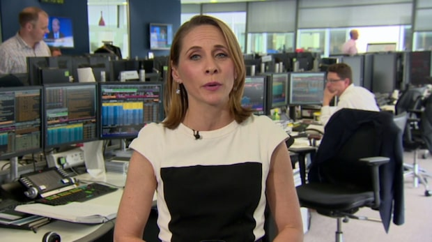 Världens börser rasar efter brexit